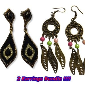 2 Earrings Bundle NWT~SALE  snag this deal !!!